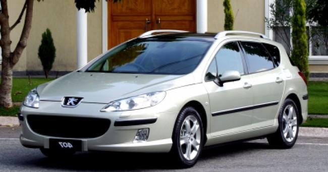 imagem do carro 407 Sw