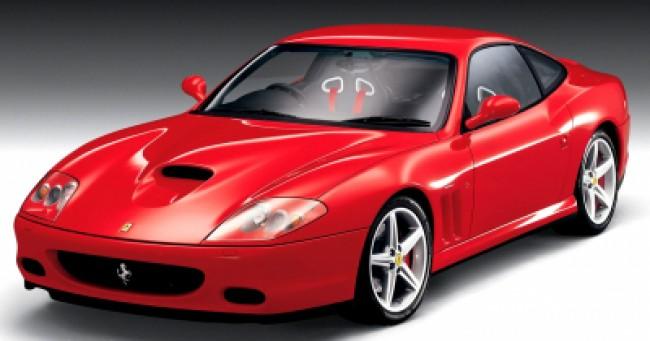 imagem do carro 575m