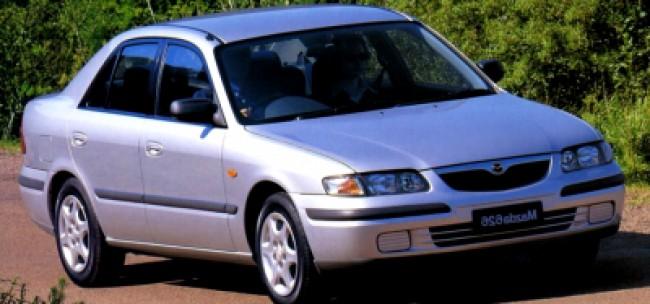 imagem do carro versao 626 GLX 2.0