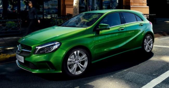 imagem do carro A200