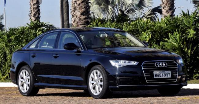 imagem do carro A6