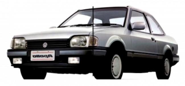 imagem do carro versao Apollo GL 1.8