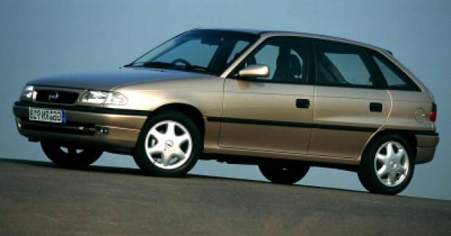 imagem do carro versao Astra GLS 2.0 MPFi