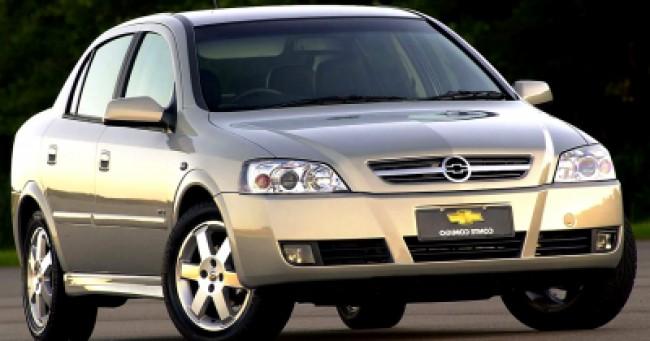 imagem do carro Astra Sedan