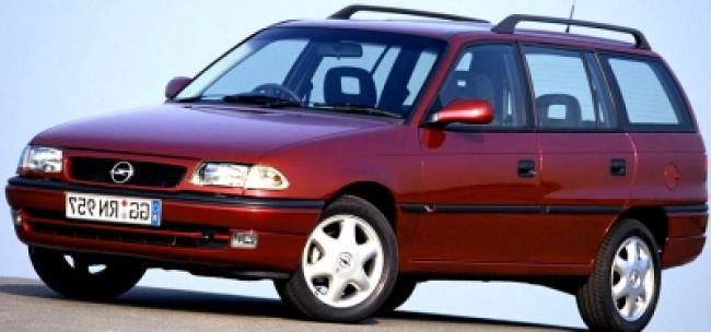 imagem do carro Astra Wagon