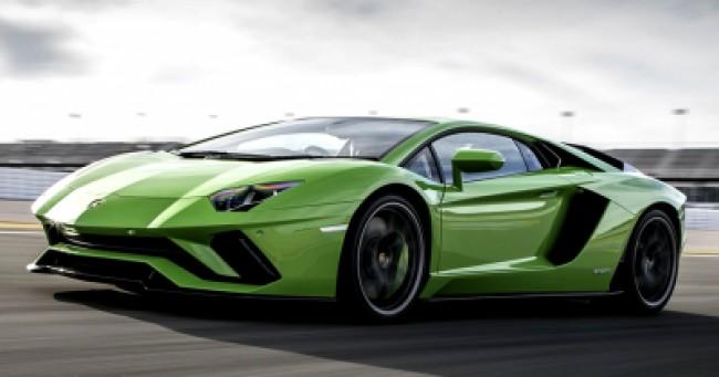 imagem do carro Aventador