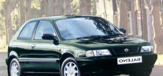imagem do carro Baleno Hatch
