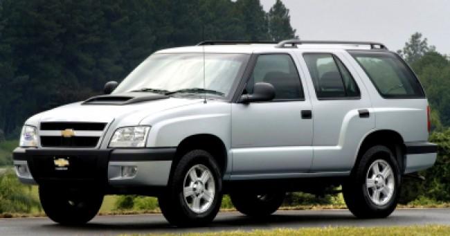 imagem do carro Blazer