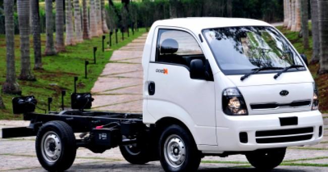 imagem do carro Bongo