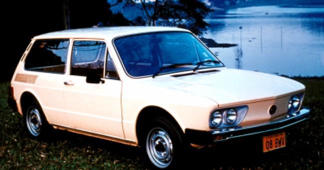 imagem do carro Brasilia