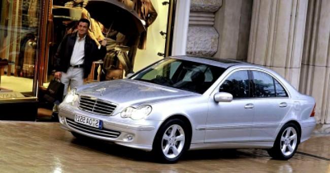imagem do carro C230
