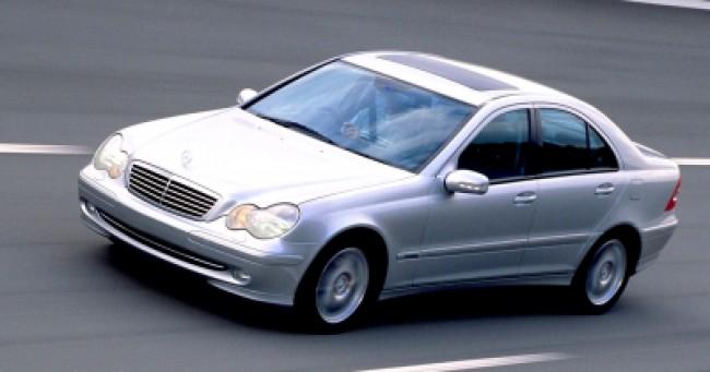 imagem do carro versao C320 Avantgarde 3.2 V6