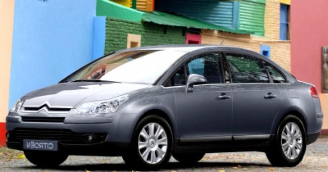 imagem do carro C4 Pallas