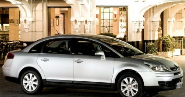 imagem do carro versao C4 Pallas GLX 2.0 AT