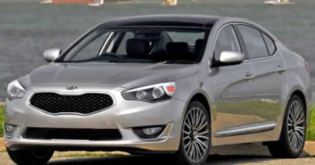 imagem do carro versao Cadenza 3.5 V6