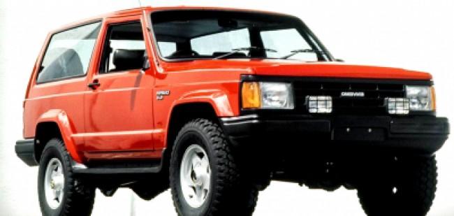 imagem do carro Camper