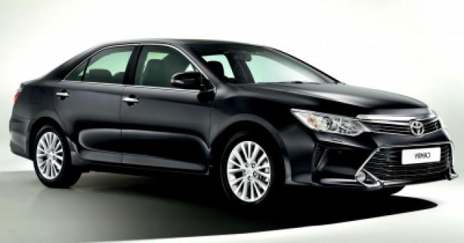 imagem do carro versao Camry XLE 3.5 V6