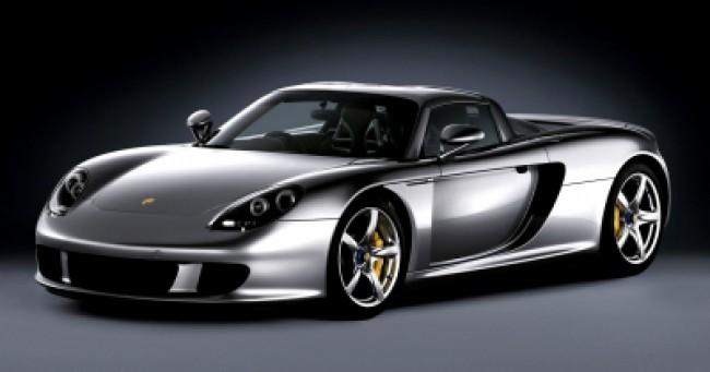 imagem do carro versao Carrera GT 5.7 V10