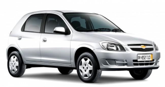 imagem do carro versao Celta LT 1.0