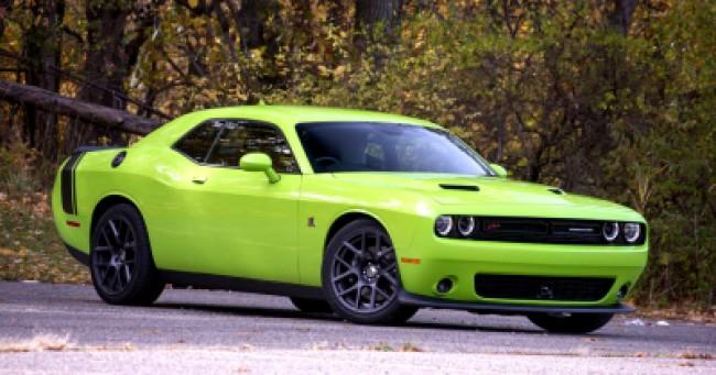imagem do carro Challenger