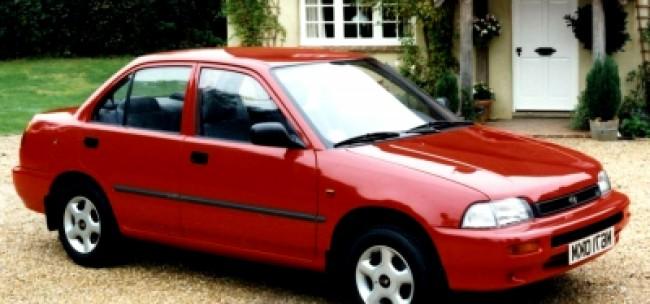 imagem do carro Charade