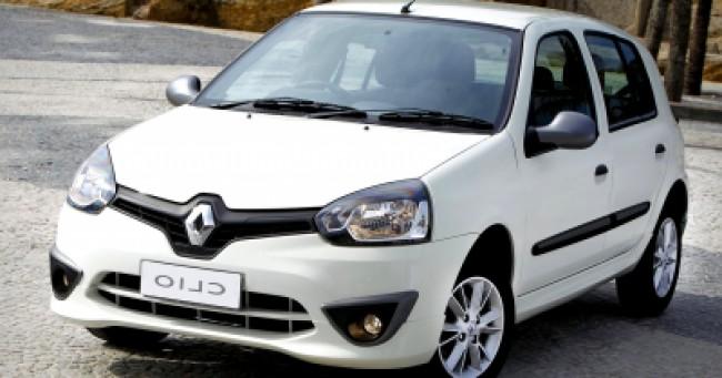 imagem do carro Clio