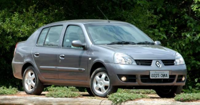 imagem do carro Clio Sedan