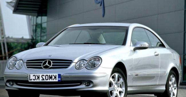 imagem do carro Clk
