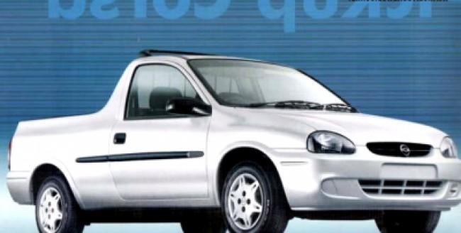 imagem do carro Corsa Picape