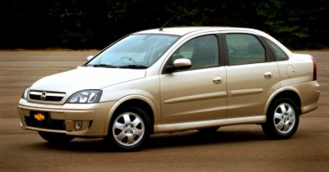 imagem do carro Corsa Sedan