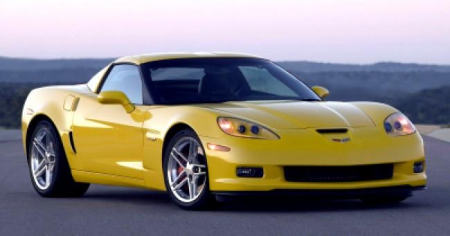 Consumo Corvette Z06 7.0 V8