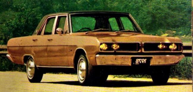 imagem do carro Dart