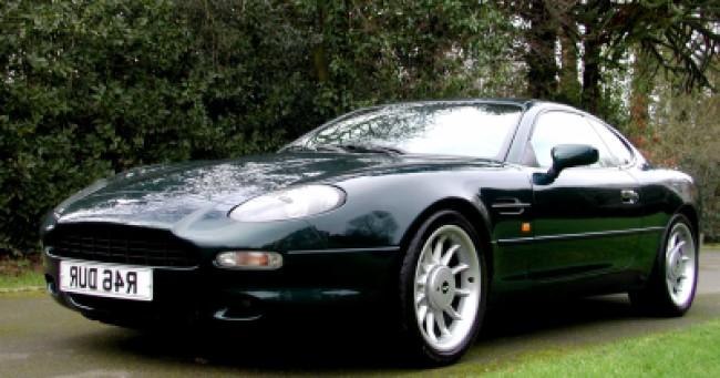 imagem do carro Db7
