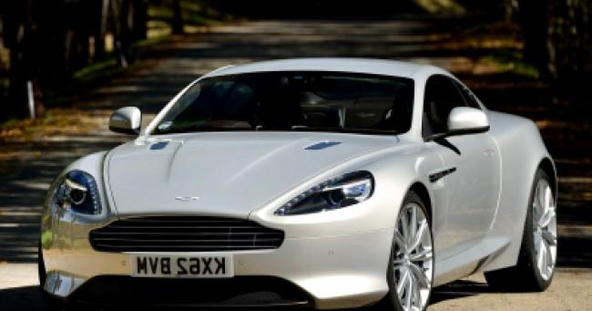 imagem do carro Db9