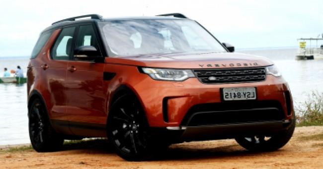 imagem do carro Discovery
