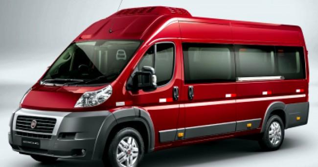 imagem do carro versao Ducato Minibus 2.3