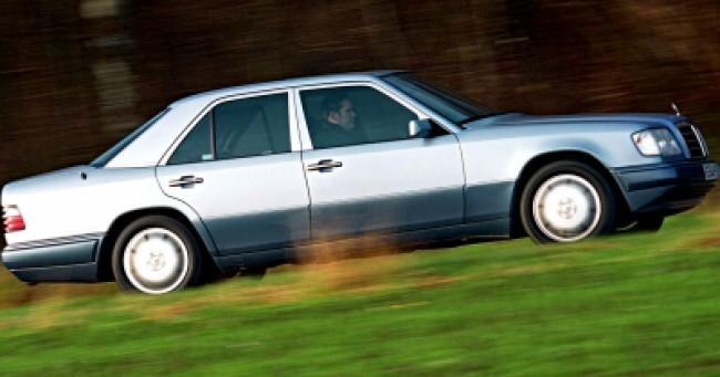 imagem do carro versao E420 4.2 V8