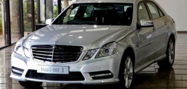 imagem do carro E500