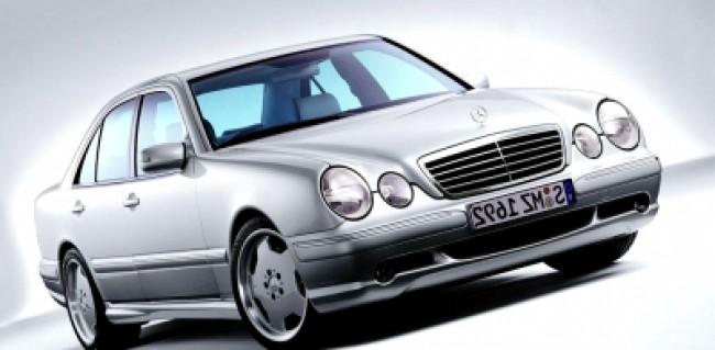 imagem do carro E55