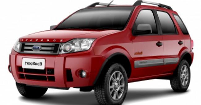 imagem do carro versao Ecosport FreeStyle 1.6