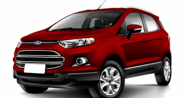 imagem do carro versao Ecosport SE 2.0 AT