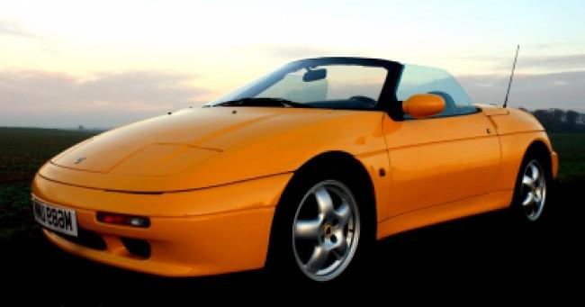 imagem do carro Elan