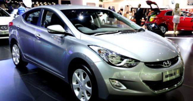 imagem do carro versao Elantra GLS 2.0