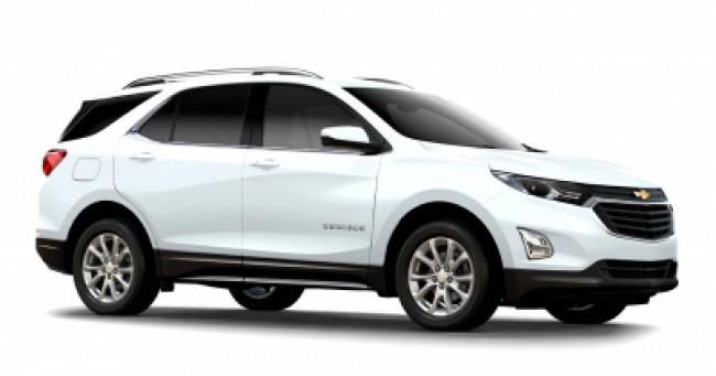imagem do carro Equinox