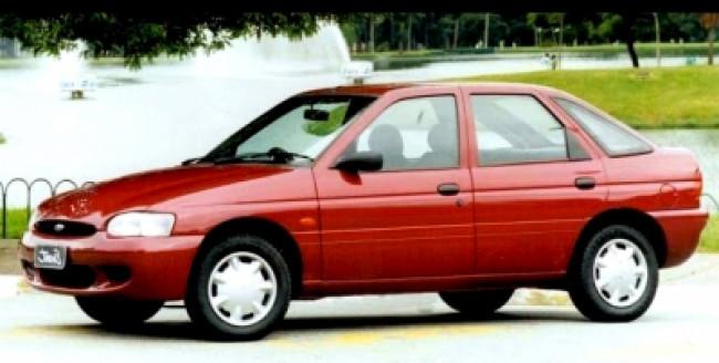 imagem do carro Escort