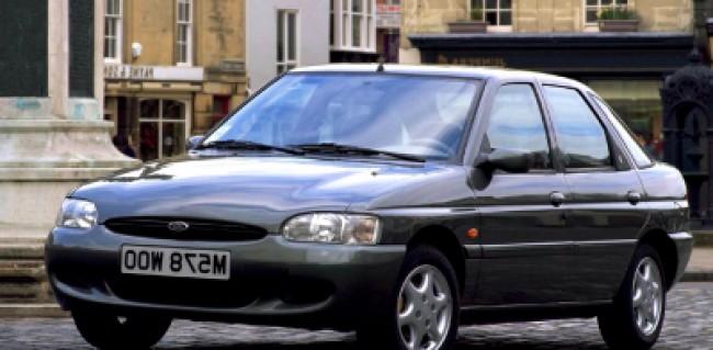 imagem do carro versao Escort GLX 1.8 16V