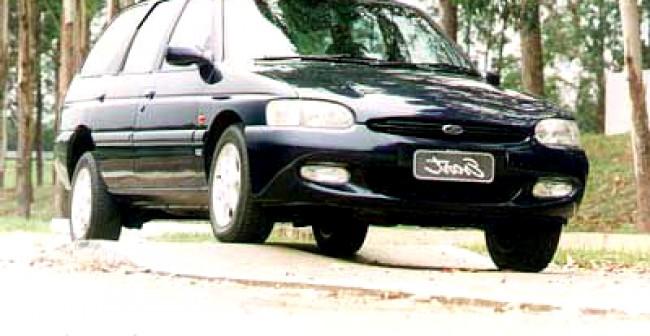 imagem do carro Escort Sw