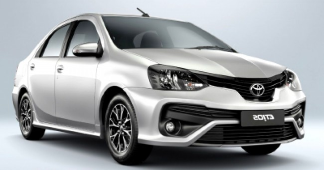 imagem do carro Etios Sedan