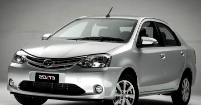 Consumo Etios Sedan XS 1.5 AT