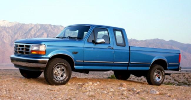 imagem do carro versao F-1000 XLT Super Cab 4.9 CE